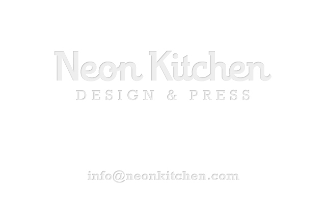 Neon Kitchen - Design & Press